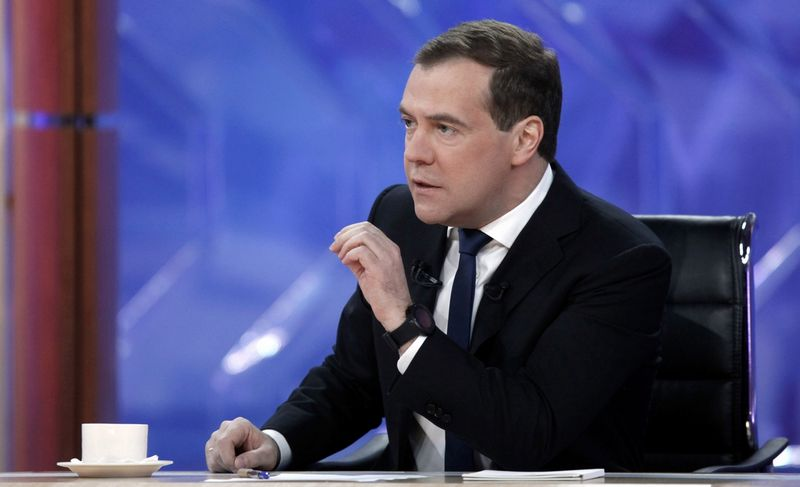 Медведев: штраф за незаконную добычу янтаря и ряда других камней вырастет до 5 млн рублей