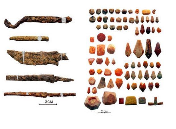 Откуда брала сырье древняя мастерская в Болгаре