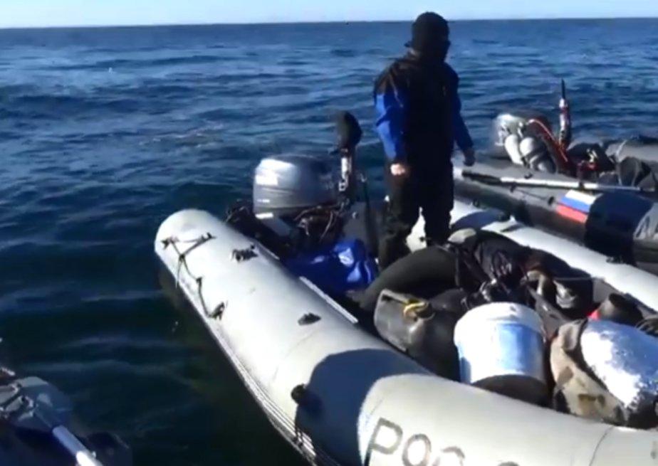 Полицейские и сотрудники ФСБ изъяли у правонарушителей 5 килограммов янтаря