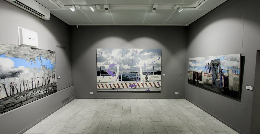 В Музее янтаря открылась выставка произведений современного ювелирного искусства