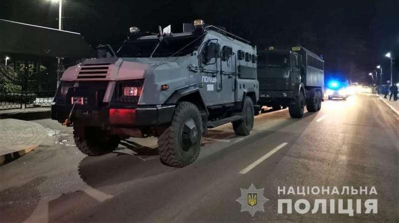 В Ривненской области силовики начали масштабную операцию против «черных копателей» янтаря