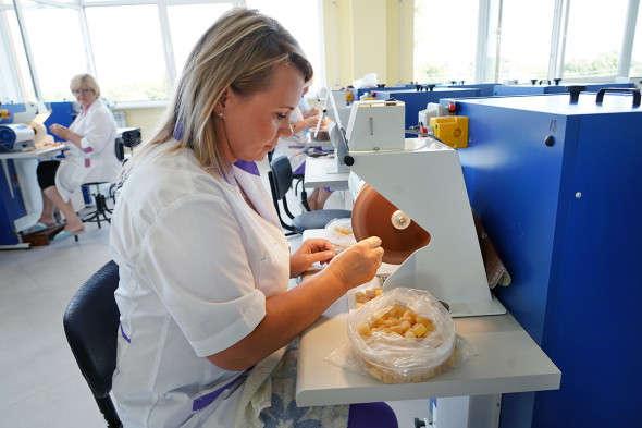 Янтарный комбинат инвестировал 260 млн в новое ювелирное производство